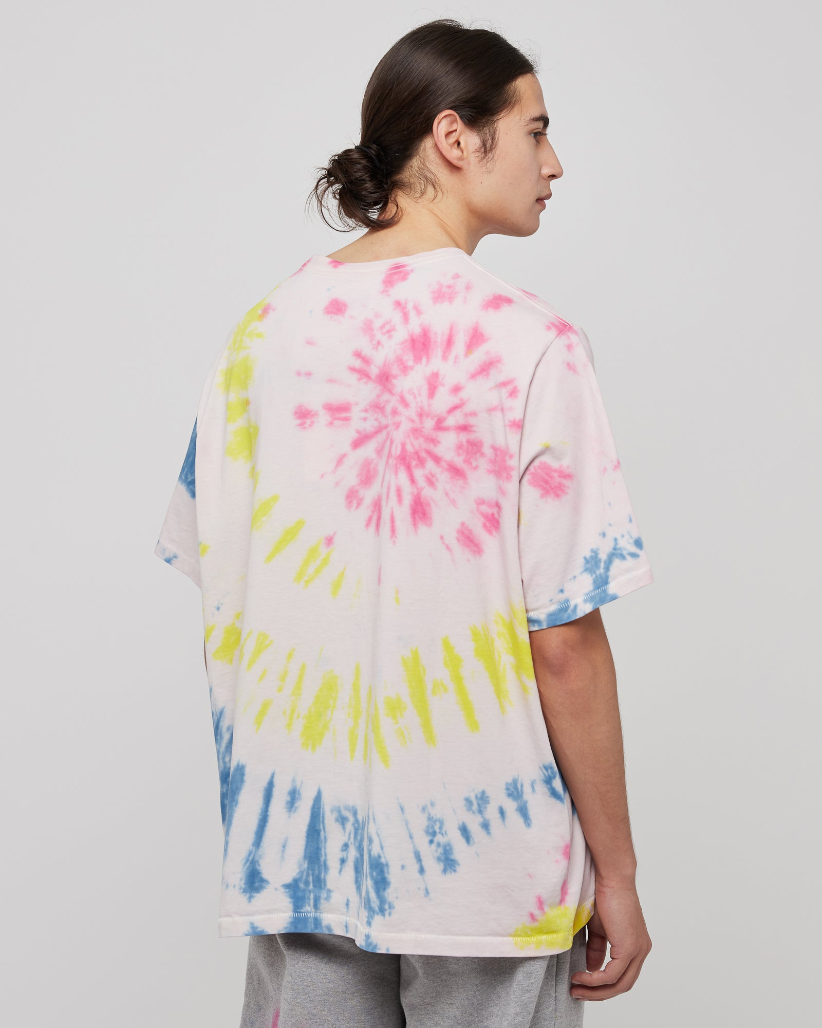 Arts & Crafts T-Shirt in Multi Tyedye