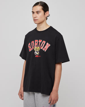 Horton T-Shirt in Black