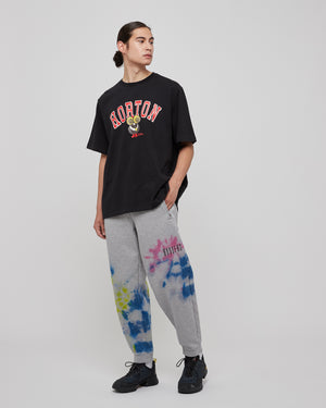 Arts & Crafts Sweatpants in Multi Spray