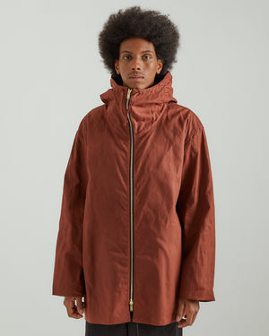 Workwear Blouson in Rust