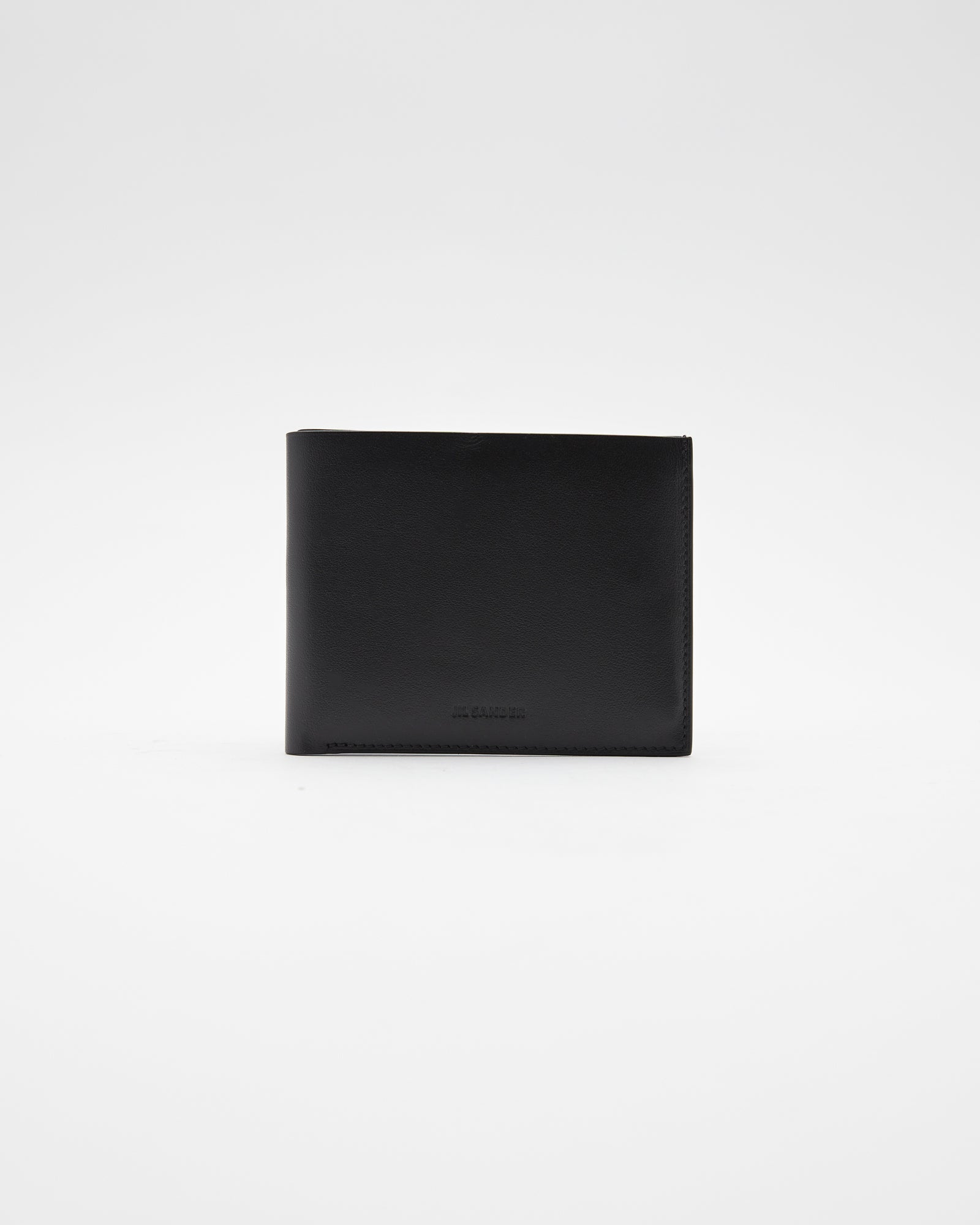 Zip Pocket Wallet in Black