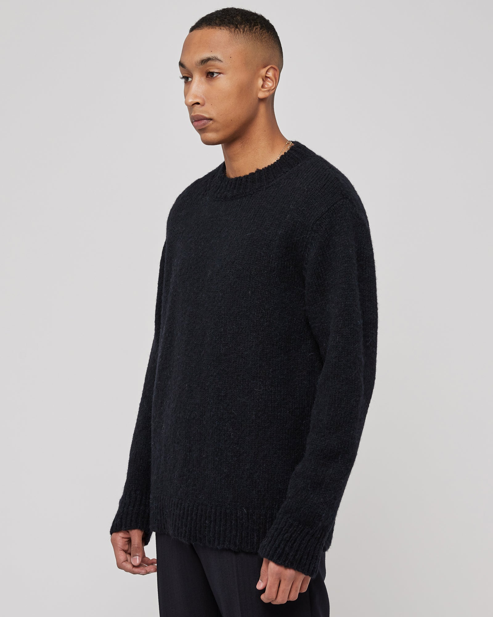 Marvyn Sweater in Black
