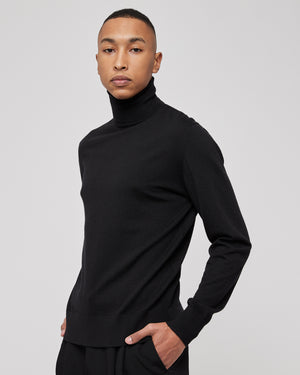 Miguel Sweater in Black