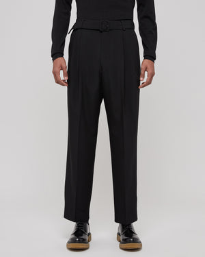 Phoenix Bis Pants in Black
