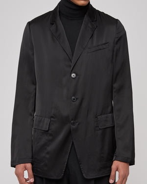 Bilbao Jacket in Black