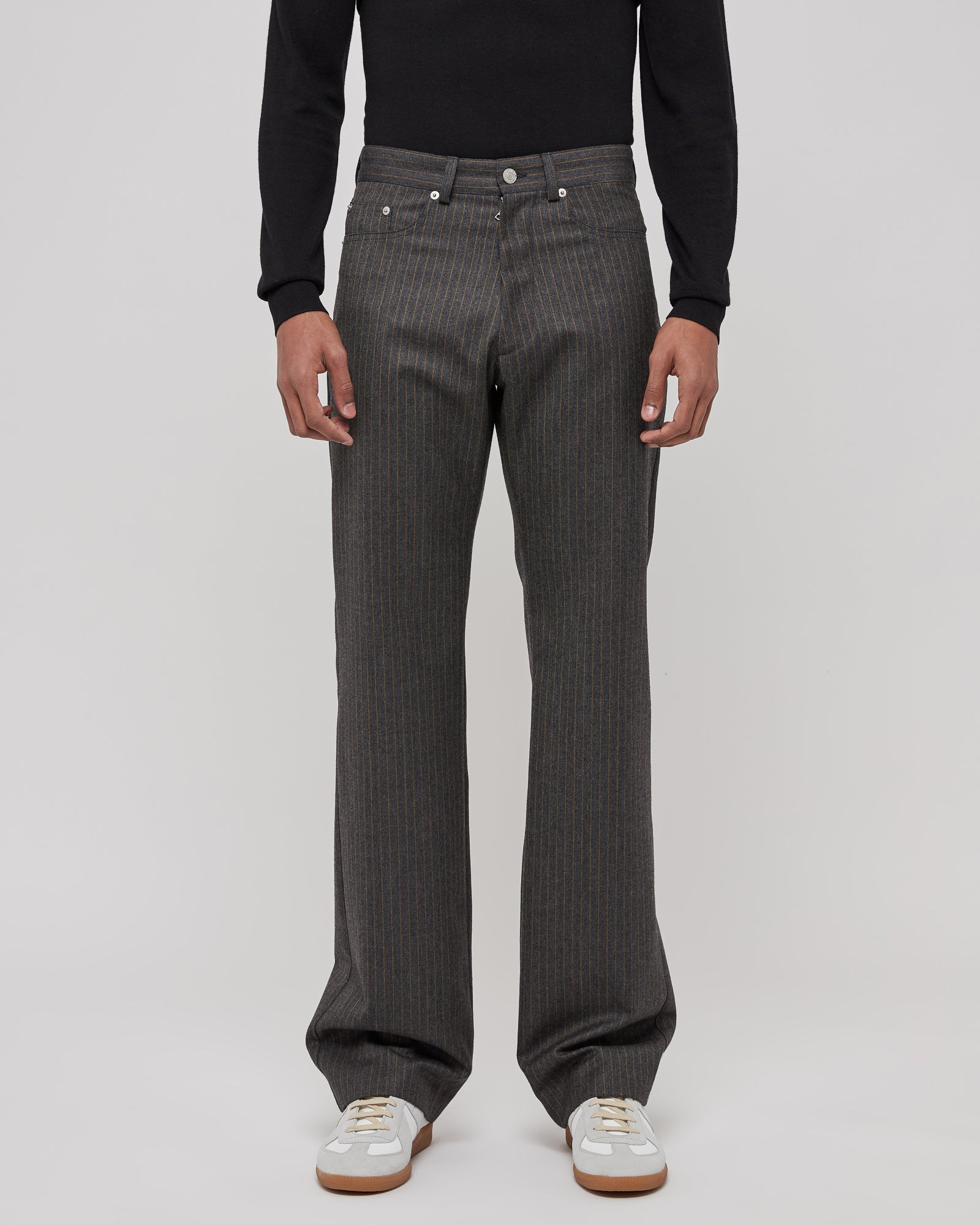 Powsen Pants in Gray