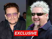 GUY FIERI & BONO HAD A BABY (You Didn't Read That Wrong)