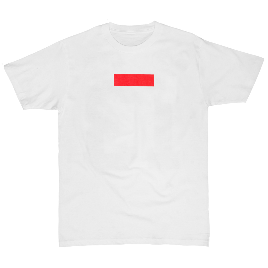 EMPTY BOX LOGO T-SHIRT