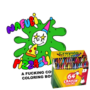 FREE Coloring Book #1