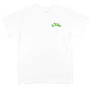 New Gang Logo T-Shirt (WHITE)