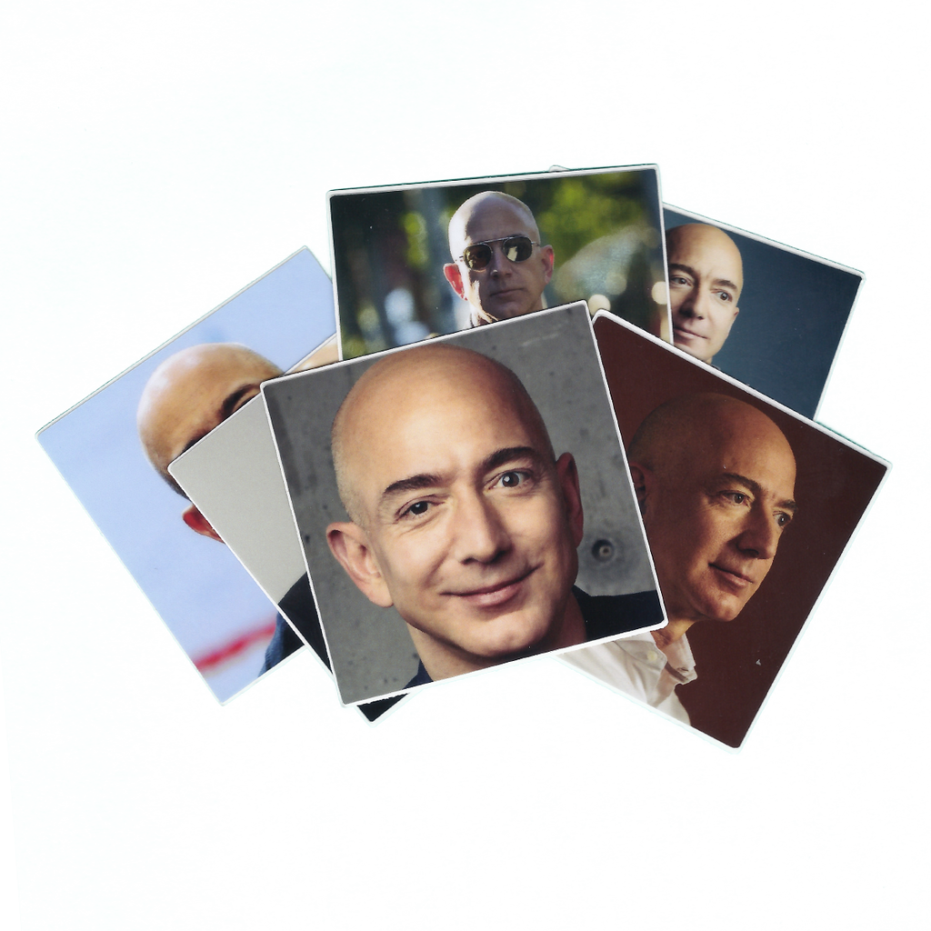 jeff bezos sticker pack