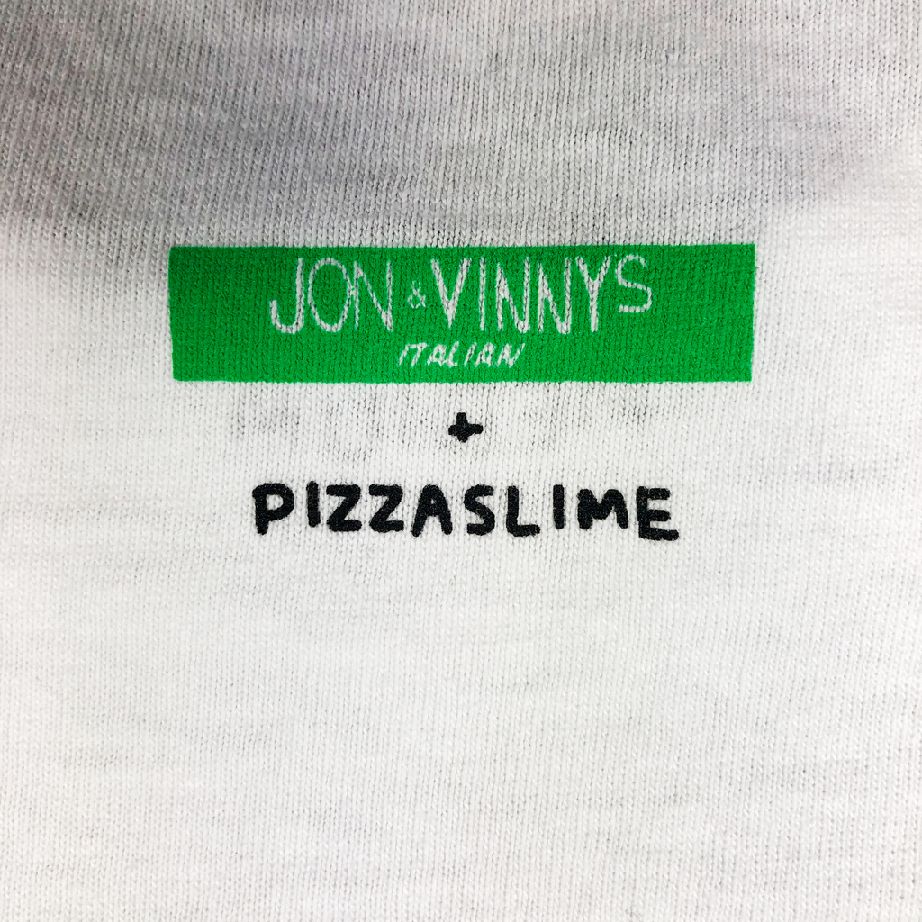 OFFICIAL JON & VINNY'S x PIZZASLIME