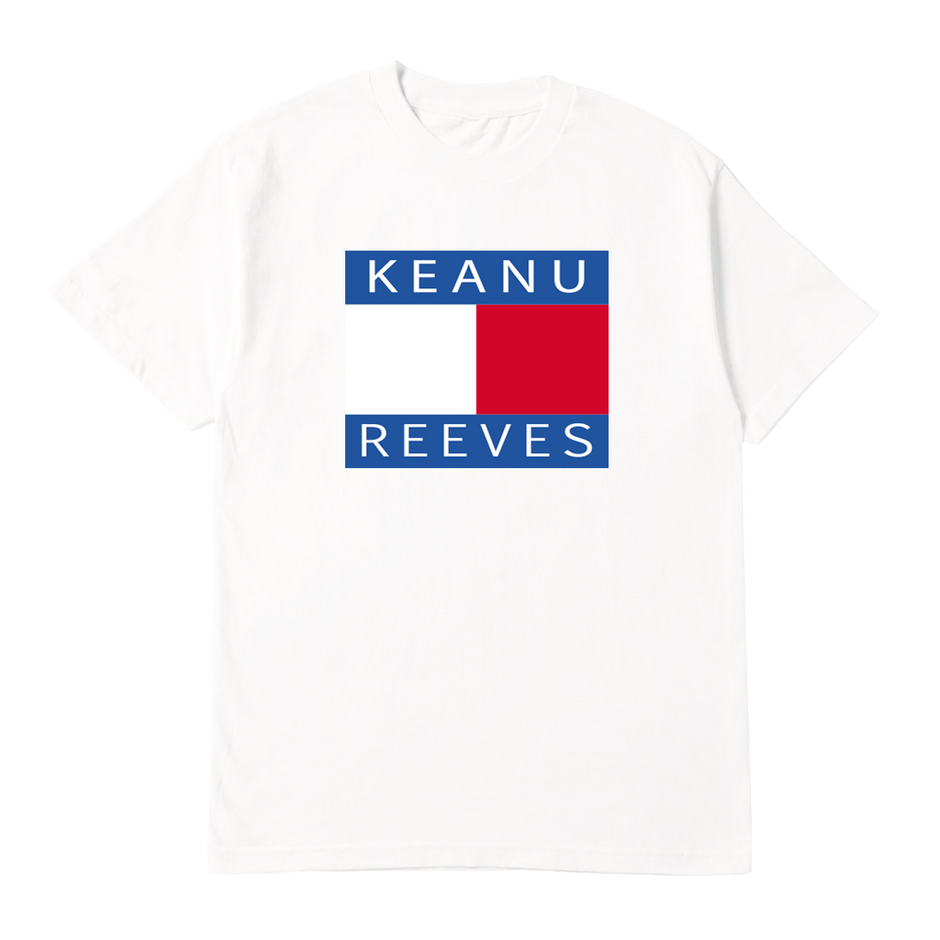 The Keanu T-Shirt (WHITE)