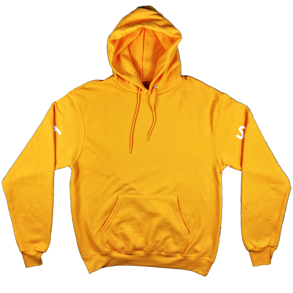 PIZZASLIME GANG Hoodie [Mellow Yellow]