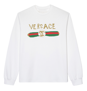 VGC L/S by my little sister (white)