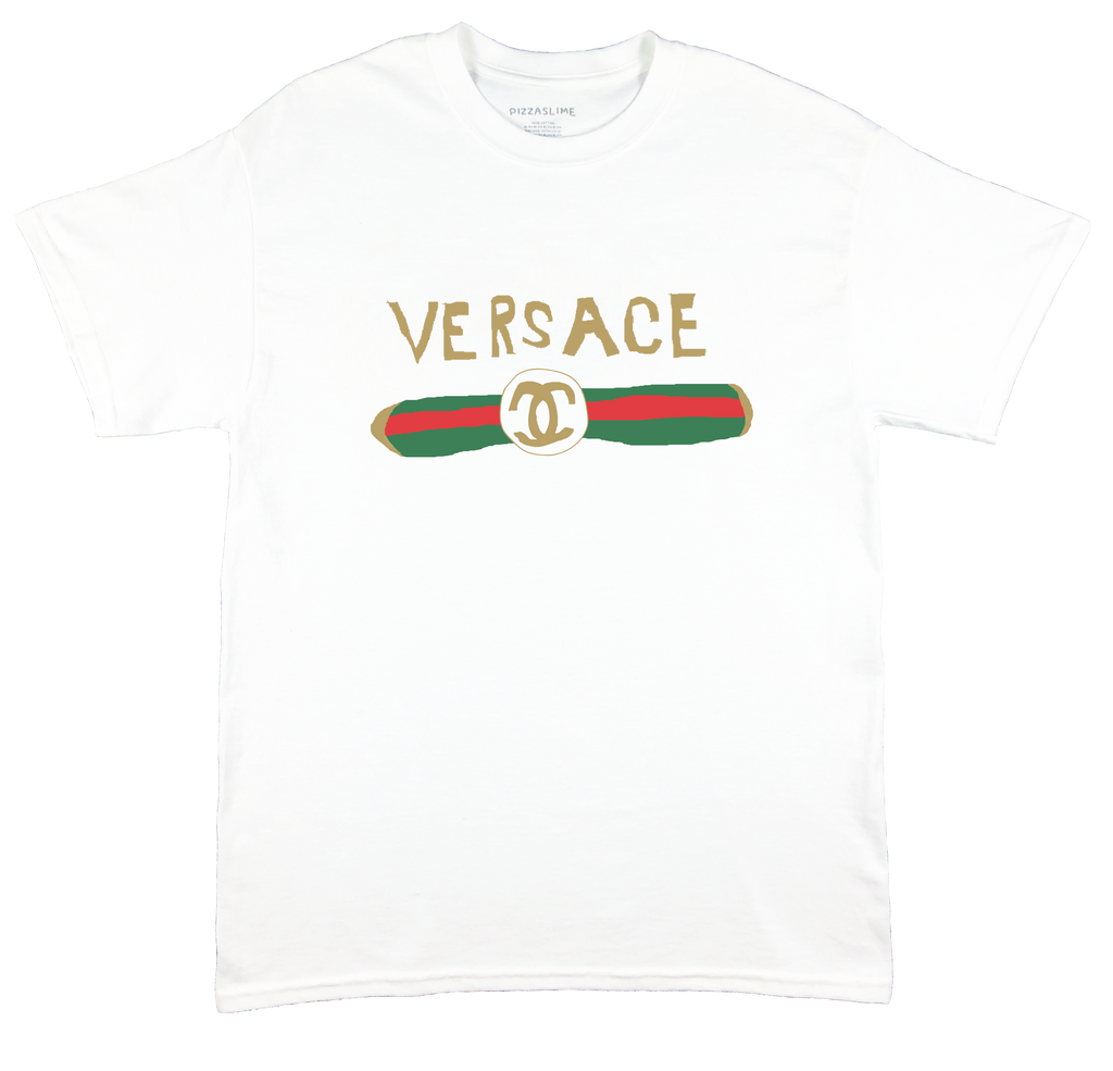 VGC T-Shirt by my little sister (white)