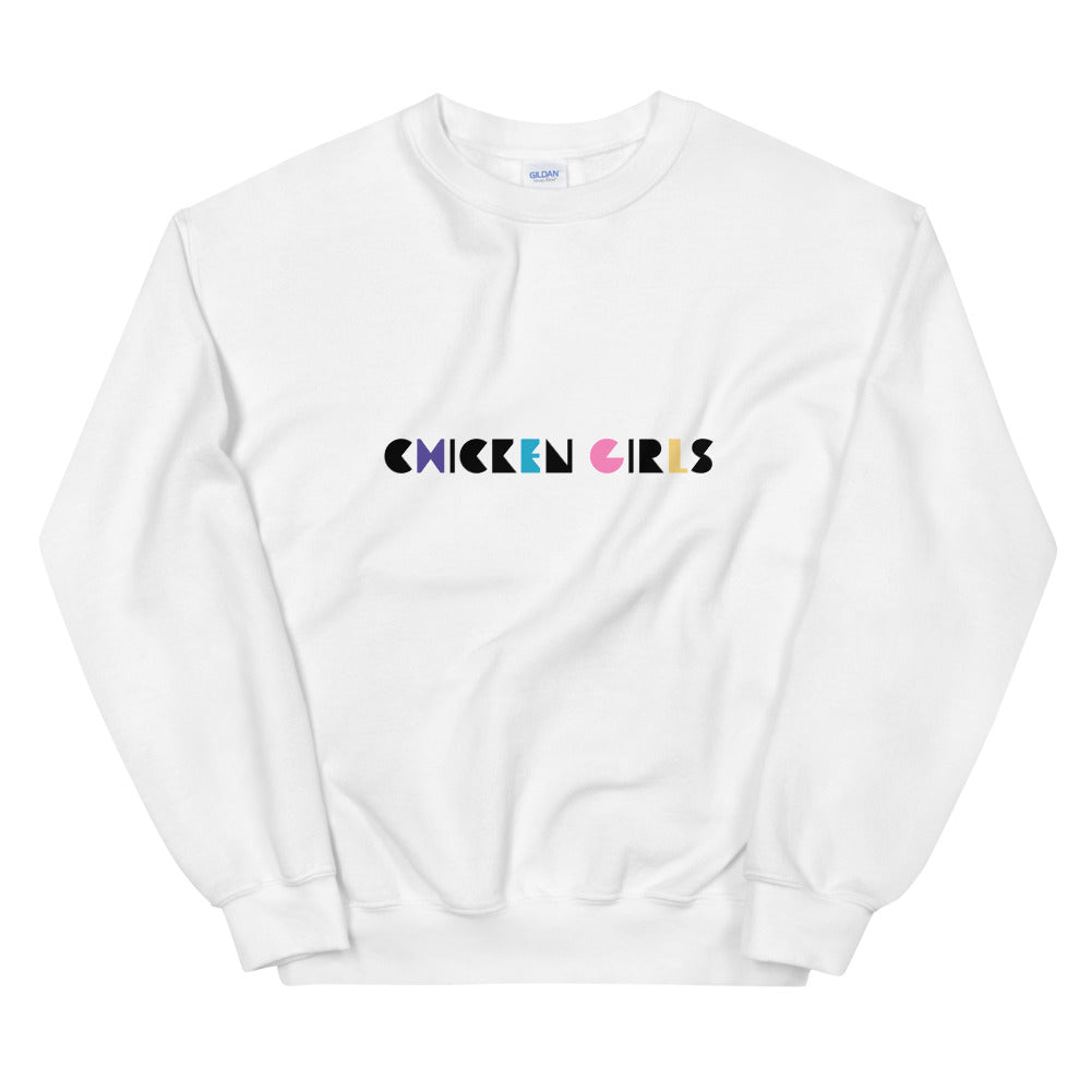 Brat TV Chicken Girls Graphic Sweatshirt