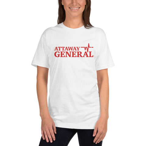Attaway General Red Logo T-Shirt