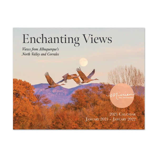 Enchanting Views 2021 Calendar