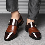 Executive Slip-On Oxfords