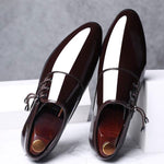 VIP Leather Oxfords