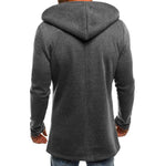 Men's Essential Hooded Sweatshirt