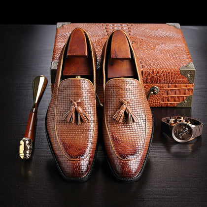 Grand Executive Tassel Loafers
