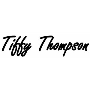 Tiffy Thompson
