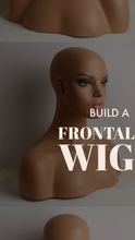 Load image into Gallery viewer, Build A Frontal Wig