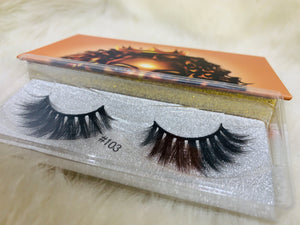 """Stepping Out"" Lashes"