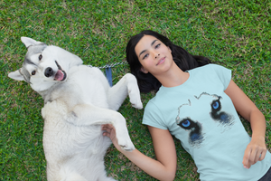 original designs husky t-shirts  by Shadowlight Imaging Studios