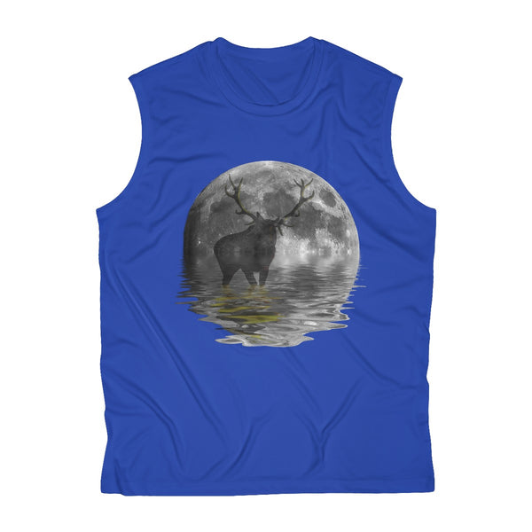 Moose Men's Sleeveless Tee