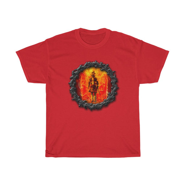 Firefighter Unisex  Cotton Tee