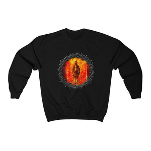 Firefighter Unisex Heavy Blend™ Crewneck Sweatshirt