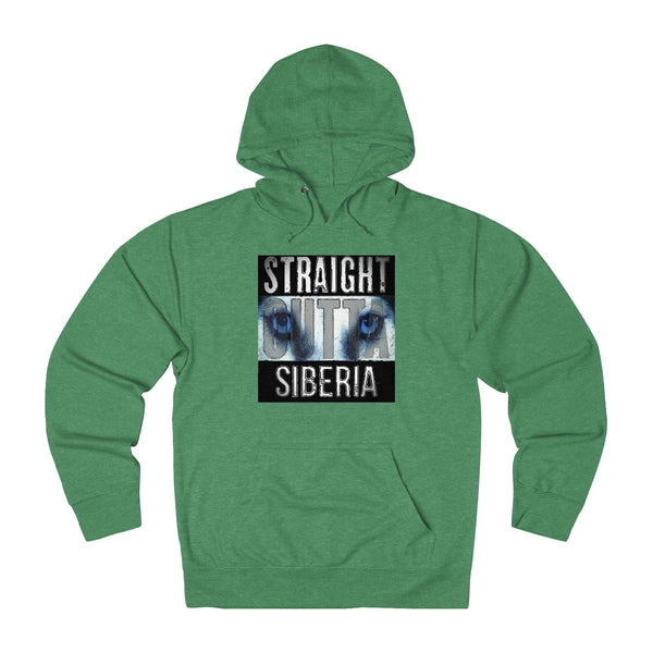 Straight Outta Siberia  Hoodie