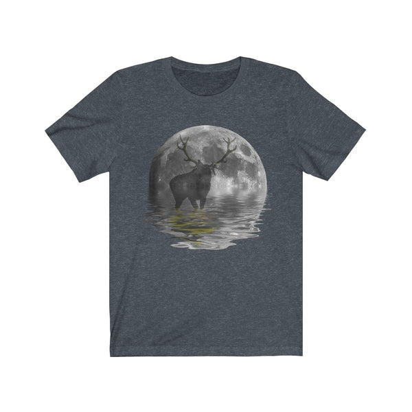 Moose Unisex Short Sleeve Tee