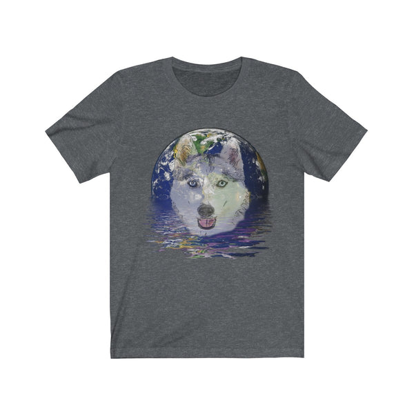 Earth Watch Unisex Jersey Short Sleeve Tee