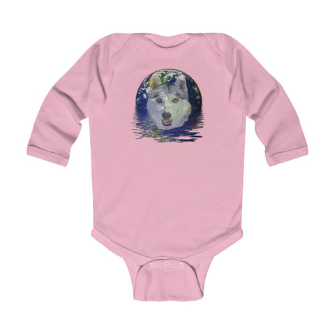 Earth Watch Infant Long Sleeve Bodysuit