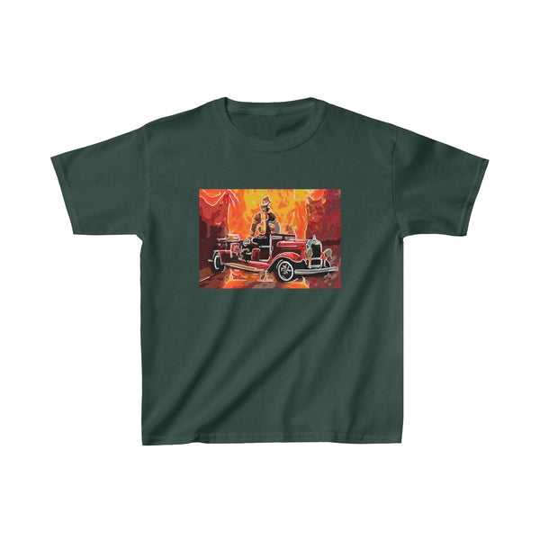 Firefighter Kids Tee