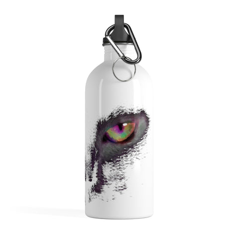 Cats Eyes Stainless Steel Water Bottle