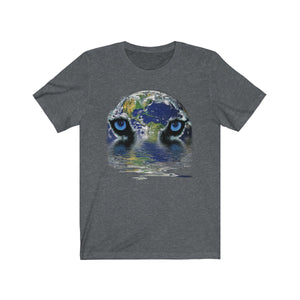 Earth Watching Unisex Jersey Short Sleeve Tee