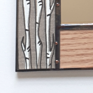 Birch Tree Mirror