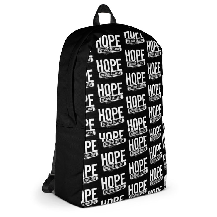 HOPE Backpack - Black