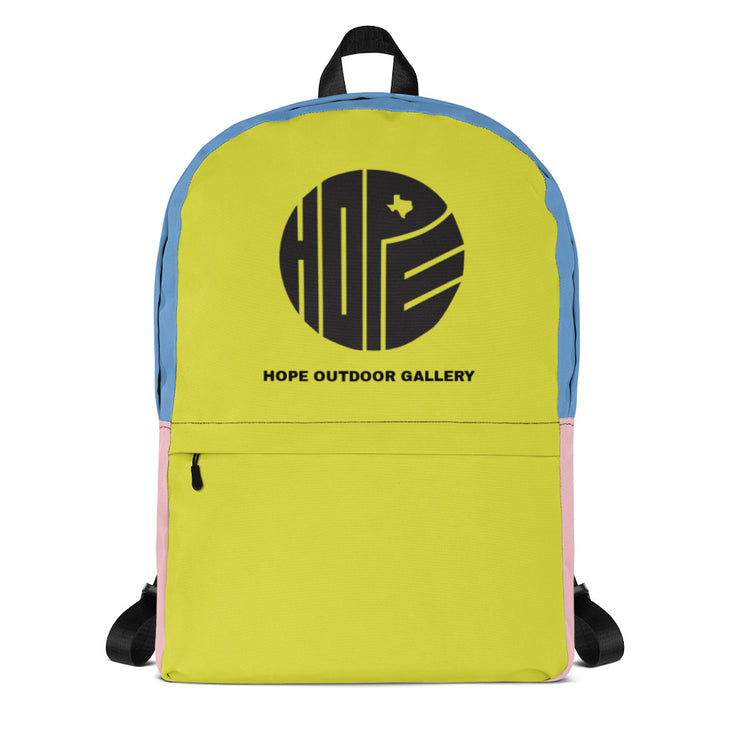 HOPE Backpack - Lime