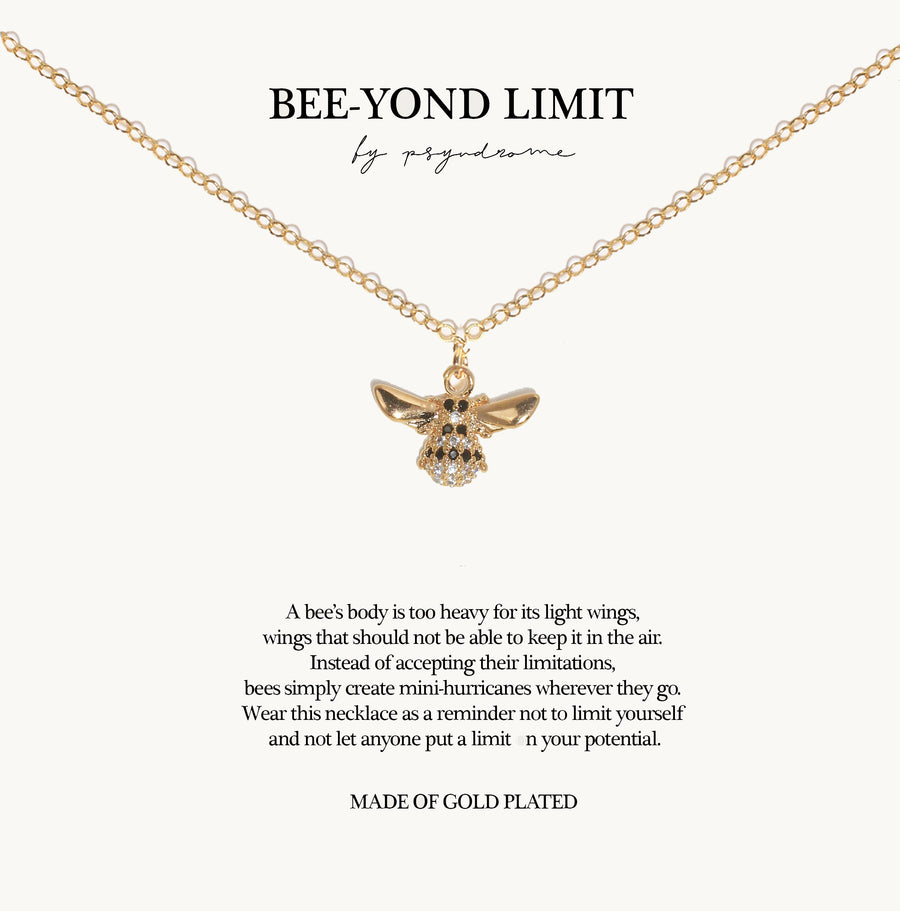 Bee-Yond Limit Necklace