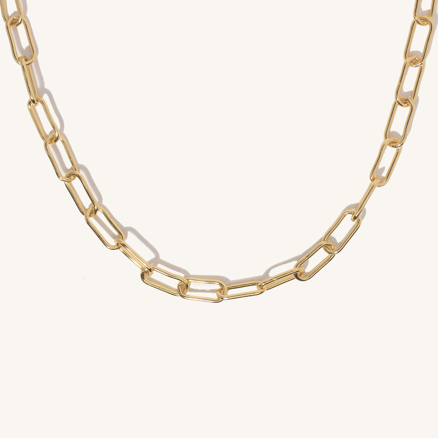 Chunky Chain Necklace (Big)