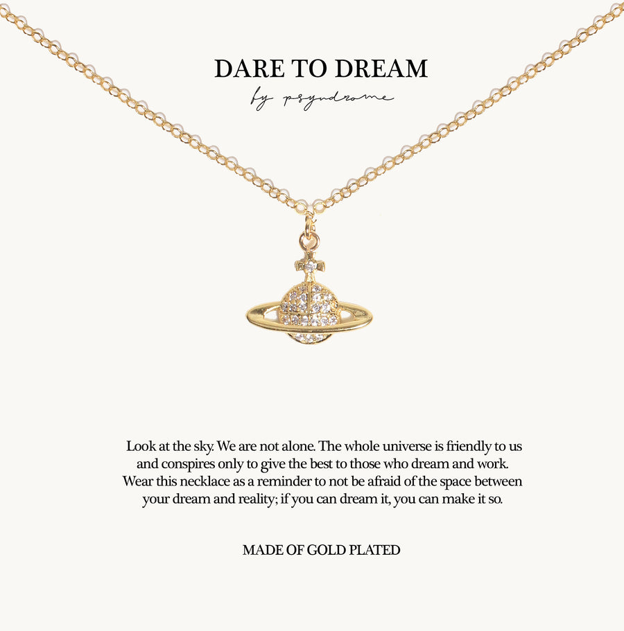 Dare to Dream Universe Necklace