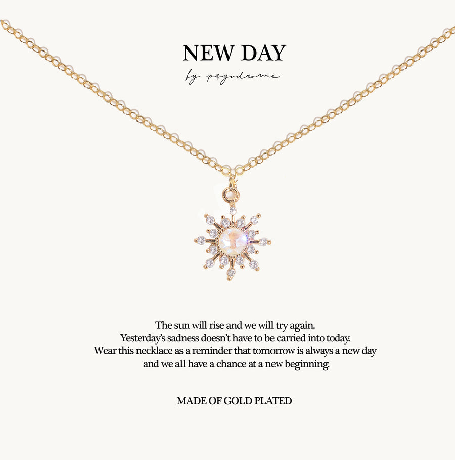 New Day Necklace