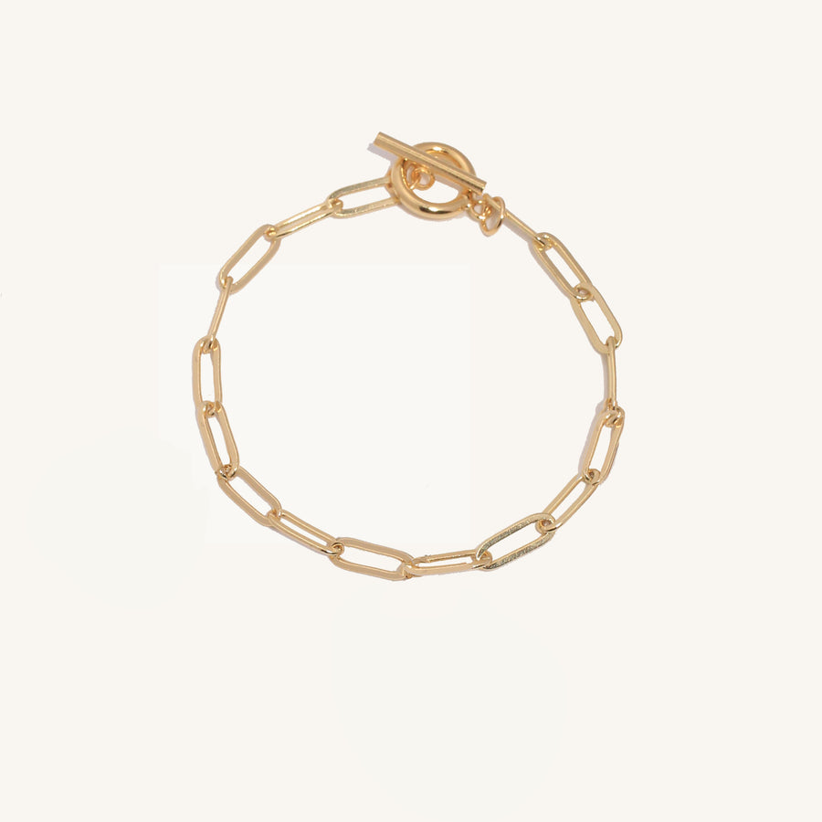 Chunky Chain Bracelet (Small)