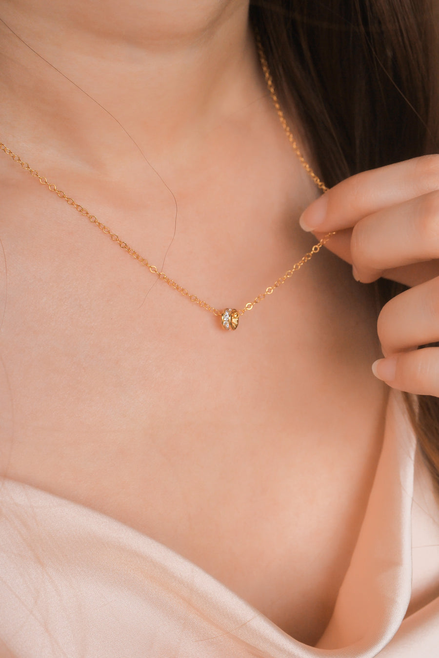 Leanne Gold Necklace